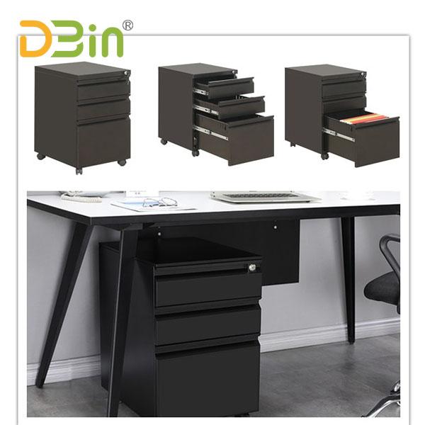 3 drawer black mobile1
